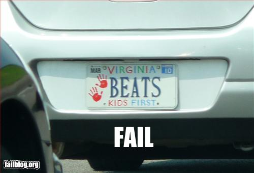 "funny license plates. First"" License Plates"